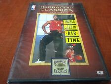 HARDWOOD CLASSIC SERIES DVD BRAND NEW MICHAEL JORDAN AIR TIME Free Shipping!!