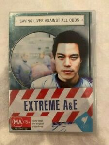 Extreme A&E (DVD, 2013) New & Sealed--free postage
