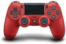 PlayStation 4 PS4 Dualshock 4 Controller Magma Red V2 (New)