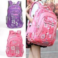 Primary School Bag Student Girl Satchel Rucksack Large Capacity Kids Backpack