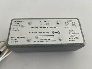 NAGRA ATN-2 Power Supply / Netzteil #1