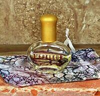 ORIGINAL Vintage FORMULA L'EFFLEUR Perfume by Coty 3.5ml MINIATURE 80% Full