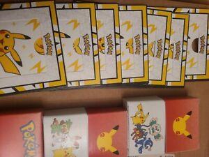 Pokémon TCG McDonalds Toys Deck Boxes And Frames