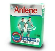 Anlene High Calcium Non Fat Milk Powder- 400 g Healthy Calcium Non Fat Milk
