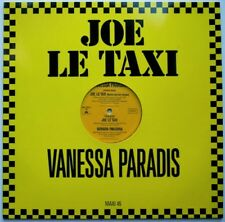 "12"" DE**VANESSA PARADIS - JOE LE TAXI (POLYDOR '87)**30570"