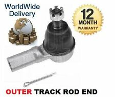 FOR HONDA FRV 2.2 TD CTDi 6/2005-> FRONT OUTER TIE TRACK ROD END EO QUALITY