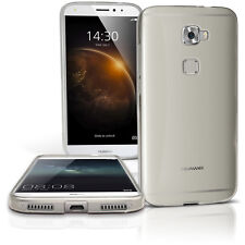 Brillante Custodia Gel Skin TPU per Huawei Mate S Morbida Case Cover + Pellicola