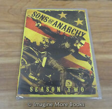 Sons of Anarchy: Complete Second Season 2 ~ NEW/SEALED DVD