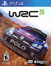 WRC 5 Ps4 Game From Australia