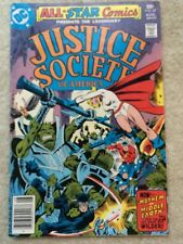 All-Star Comics #67 *Attack of the Underlord* Fn-