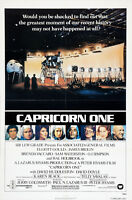"""CAPRICORN ONE MOVIE NEW A4 CANVAS GICLEE ART PRINT POSTER 11.7"""" x 8.3"""""""