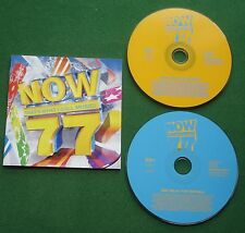 Now That's What I Call Music 77 Adele Mumford & Sons Nelly Bruno Mars + 2 x CD