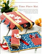 Picnic Casserole Carrier Creative Scrap Quilting quilt sewing pattern