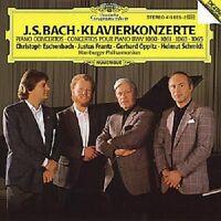 "CHRISTOPH ESCHENBACH ""KLAVIERKONZERTE"" CD NEUWARE"