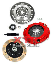 XTR DUAL-FRICTION CLUTCH KIT+ RACE FLYWHEEL ACURA RSX HONDA CIVIC Si K20A2 K20A3