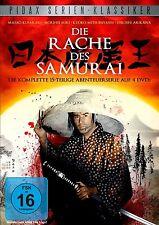 Die Rache des Samurai * DVD Abenteuer Serie 15-Teile Pidax Neu Ovp