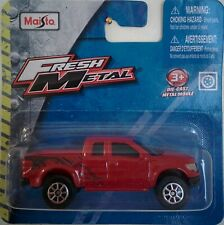 MAISTO FRESH METAL FORD F-150 SVT RAPTOR RED 12013 NEW IN BOX CANADA SELLER