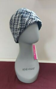CHAPILIE DESIGN PARIS TURBAN COLLECTION; Selection of hair turbans and scarfs