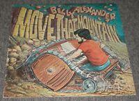 Move That Mountain Billy Alexander~Christian Organ Rock Gospel Worship~VG++ LP