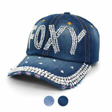 f0416973b Studded Women's Baseball Caps for sale | eBay