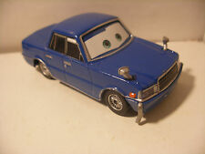 Mattel Disney Pixar Voiture CARS 2 Die Cast Metal 1/55 ITOSAN