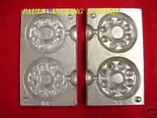 Pêche à poids/Horloge plomb double moule 110 G +145 G