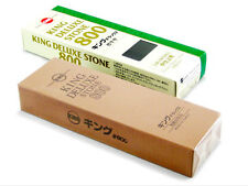 Japanese King Deluxe 800 Grit Whetstone Sharpening WaterStone, Made in Japan NEW