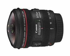 Canon EF 8-15mm f/4.0 USM Lens