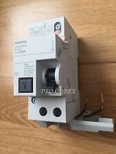 Siemens Differential Lock 2 pole 30ma tipo ac 0,3-40a 5sm2322-0 RCUnit