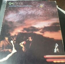 GENESIS And Then There Were Three Songbook Sheet Music Song Book