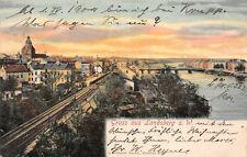 Landsberg (Warthe) Neumark Ostbrandenburg Gruss Postkarte 1903