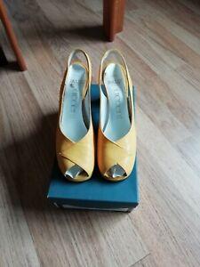 Vintage Bally Rachel shoes size UK 7.5 B