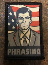 """Archer """"Phrasing"""" Morale Patch Funny Tactical Military Army Badge Hook Flag USA"""