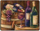 Wine Cellar - Large Glass Cutting Board photo