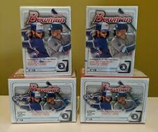 2020 Bowman Baseball Blaster Box-5 in Hand