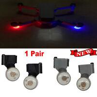 2PC Night Flying Lamp Flash LED Navigation Light pour DJI Mavic Mini Drone 2020