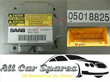 Saab 95/9-5 - Airbag / Air Bag Control Module / Unit - 05018825