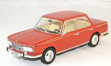 BMW 2000 TYPE 120 ROUGE   1/18 MCG