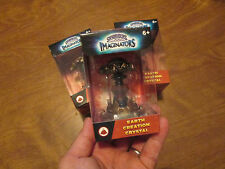 SKYLANDERS IMAGINATORS EARTH CREATION CRYSTAL Pack ROCKET NEW HARD TO FIND