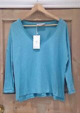 Zara V Neck Long Sleeve Tops & Shirts for Women