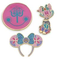 Disney Minnie Mouse The Main Attraction It's a Small World Pin Set April 2020