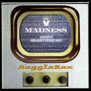 MADNESS - GOGGLEBOX - THEIR MOST VALUABLE RELEASE EVER - ONLY 500 MADE suggs ska