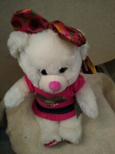 Build a Bear Girls Scout Scouts Cookies Cookie Plush White Bear net clothes