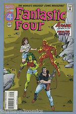 Fantastic Four #394 1994 Tom DeFalco Paul Ryan Marvel