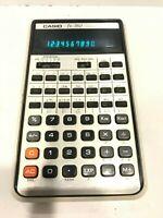 Vintage Casio FX-360 Scientific Calculator wissenschalftliche Taschenrechner