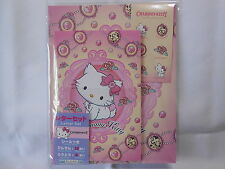 SANRIO CHAMMY KITTY LETTER SET with STICKER SHEET (CHARMMY KITTY No.15)