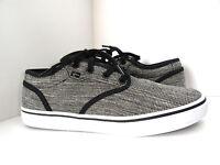 Globe Men's Motley 20025 Black/Chambray Fashion Skate Shoe Size 9