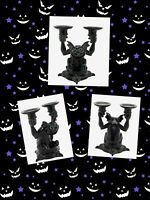 Disney The Haunted Mansion Gargoyle Candleholder Candelabra Figure Tea Light