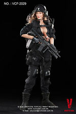 1/6 Scale Very Cool 1/6 ACU Camo Female Shooter (VCF-2029)