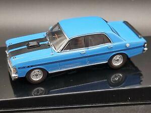 Autoart 1971 Ford Falcon XY GTHO Phase 3 True Blue 1:43 Scale Diecast Model Car